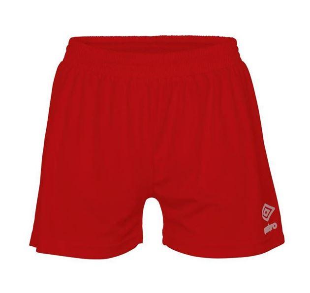 8f048b12 Umbro Core Shorts Dame Rød- Fotballsko.no - Sko fra Adidas, Nike og ...