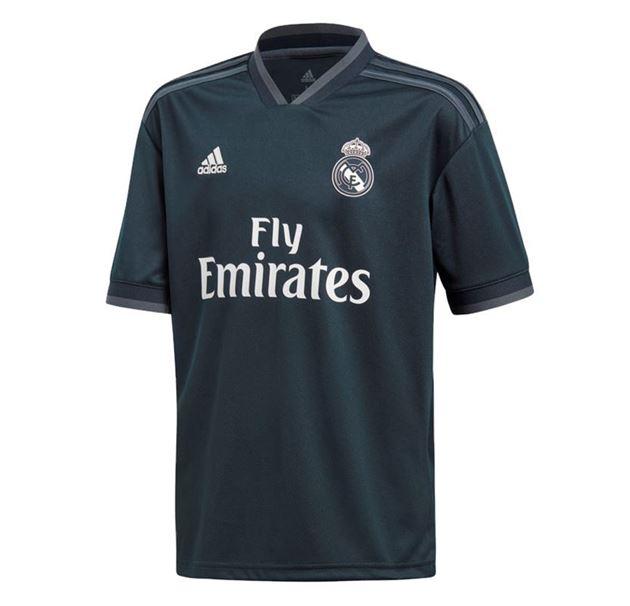 Bilde av Adidas Real Madrid Bortedrakt Barn 18/19