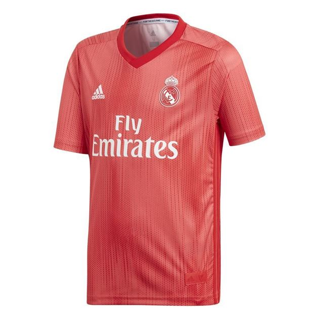 Bilde av Adidas Real Madrid Tredjedrakt Barn 18/19