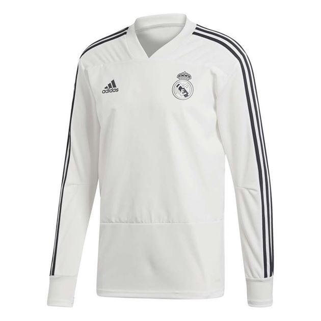 Bilde av Adidas Real Madrid Treningsgenser 18/19