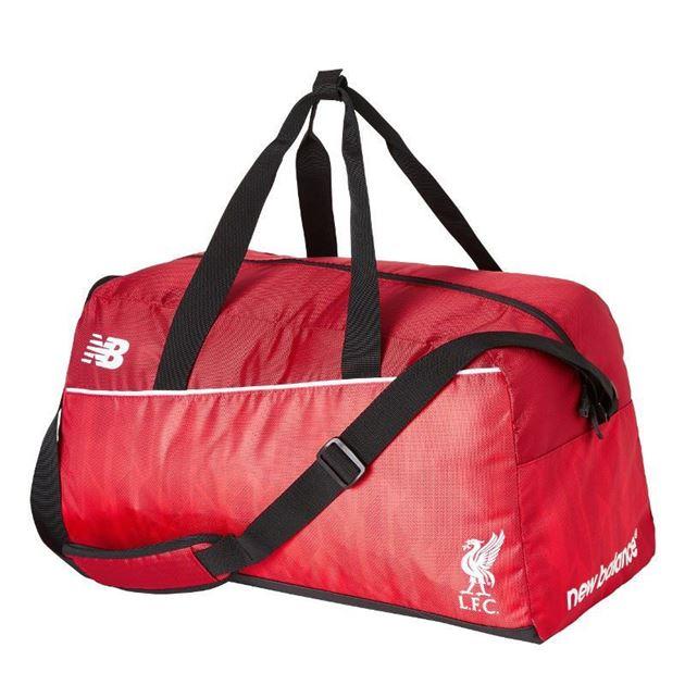 Bilde av New Balance Liverpool FC Medium Holdall Bag