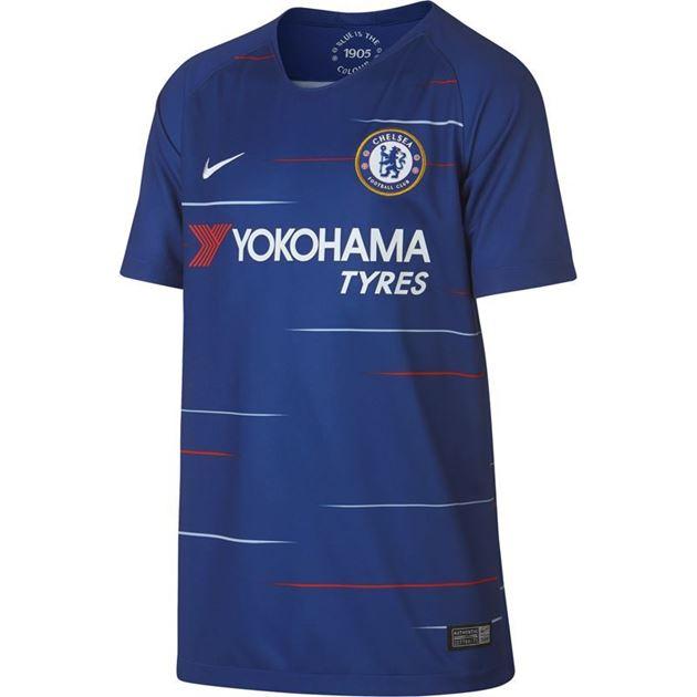 Bilde av Nike Chelsea FC Hjemmedrakt Barn 18/19