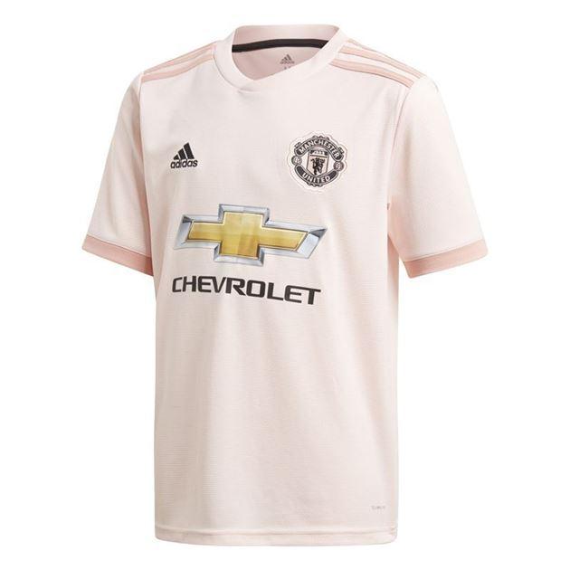 Bilde av Adidas Manchester United Bortedrakt Barn 18/19