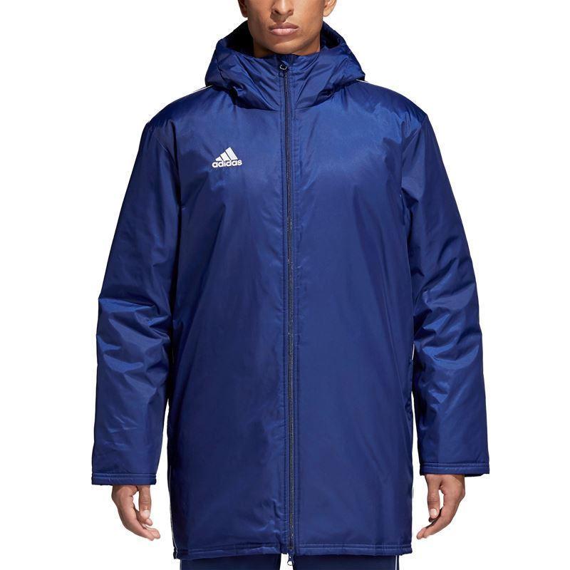 Adidas Core 18 Stadium Jacket Marineblå Byåsen Håndball