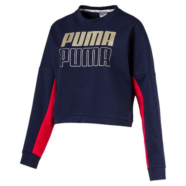 Bilde av Puma Modern Sport Crew Genser Dame