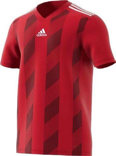 Bilde av Adidas Striped 19 Spillertrøye Kort Arm Hjemme Malvik IL