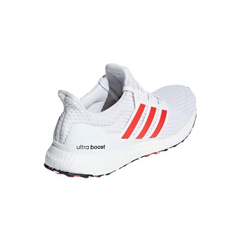 best service 3989b 152eb ... uk adidas ultraboost løpesko hvit rød fotballsko.no sko fra adidas nike  og puma.