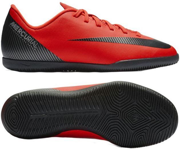 Bilde av Nike Mercurial VaporX 12 Club GS CR7 Barn IC Indoor/Futsal