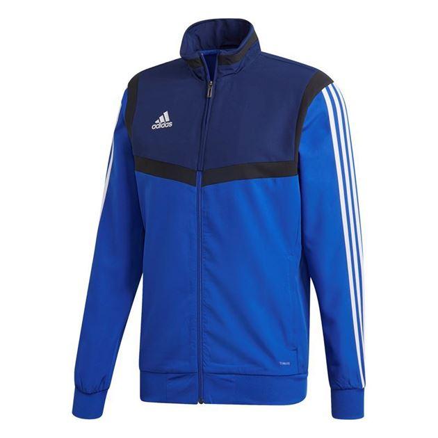Bilde av Adidas Tiro 19 Presentasjonsjakke Blå