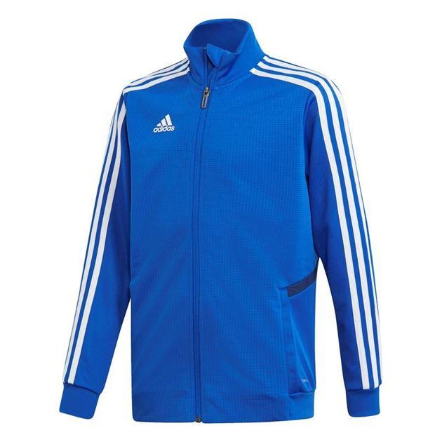 Bilde av Adidas Tiro 19 Treningsjakke Blå Barn