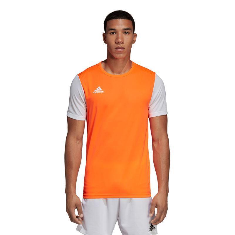 44557954 Adidas Estro 19 Spillertrøye Orange Utleira IL- Fotballsko.no - Sko fra  Adidas, Nike og Puma. Nor-Contact Sport