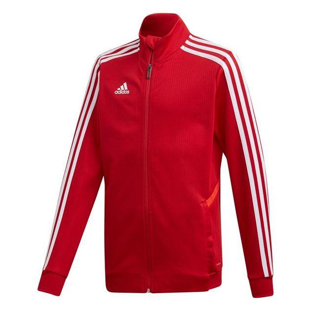 Bilde av Adidas Tiro 19 Treningsjakke Rød Barn