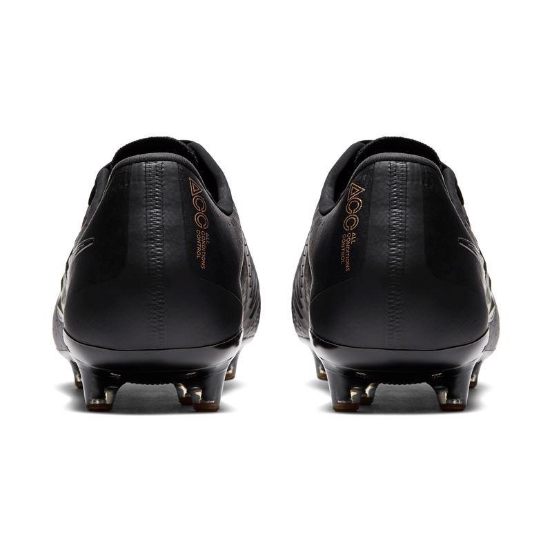 online store 1b3a7 c5614 Nike Phantom Venom Elite AG-Pro Black Lux