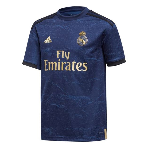 Bilde av Adidas Real Madrid Bortedrakt Barn 19/20