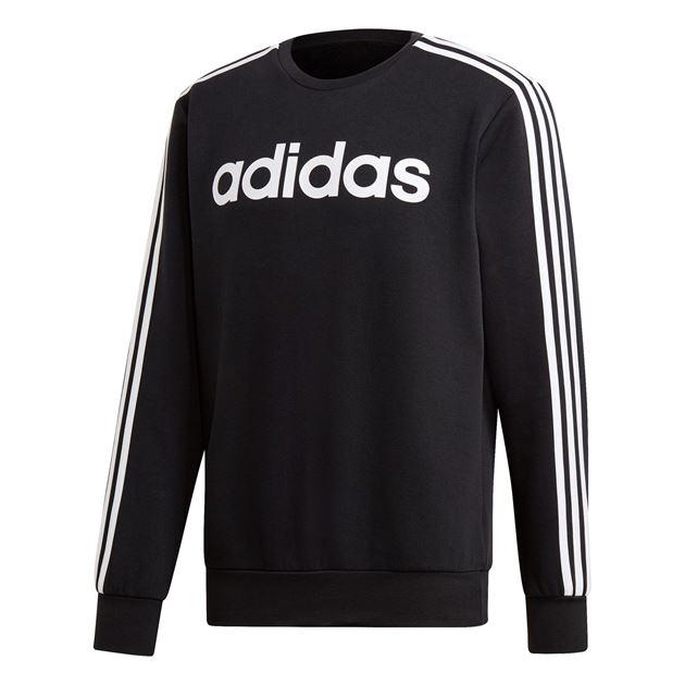 Bilde av Adidas Essentials 3S Genser Svart