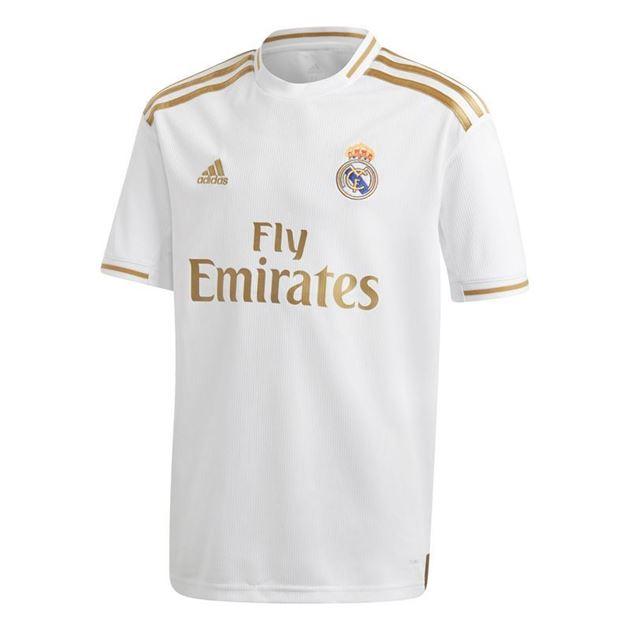 Bilde av Adidas Real Madrid Hjemmedrakt Barn 19/20