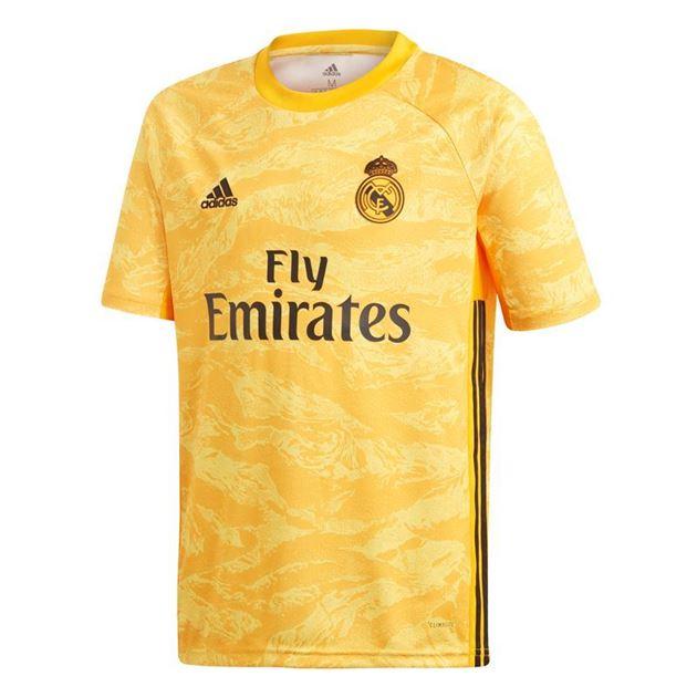 Bilde av Adidas Real Madrid Keeperdrakt Barn 19/20