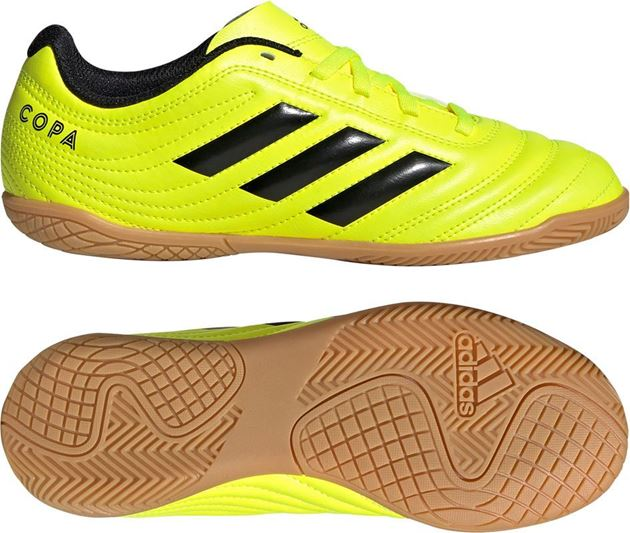 Bilde av Adidas Copa 19.4 Barn Indoor/Futsal Hard Wired