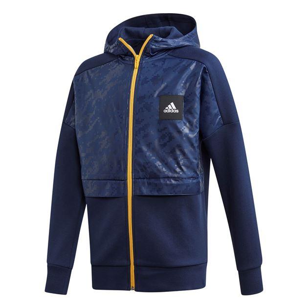 Bilde av Adidas Sport ID Hettejakke Barn