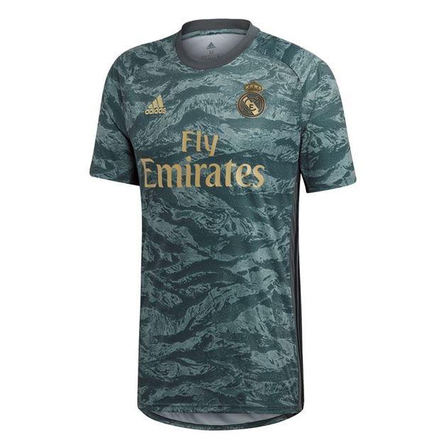 Bilde av Adidas Real Madrid Keepertrøye Borte 19/20