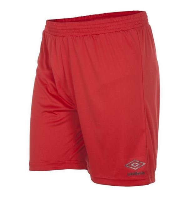 Bilde av Umbro Core Shorts Rød Kolstad Håndball