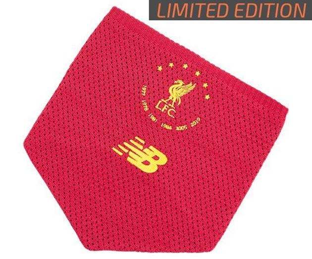Bilde av New Balance Liverpool FC Signature 6 Times Snood Hals