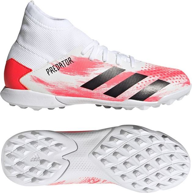 Bilde av Adidas Predator 20.3 TF Barn Uniforia Pack