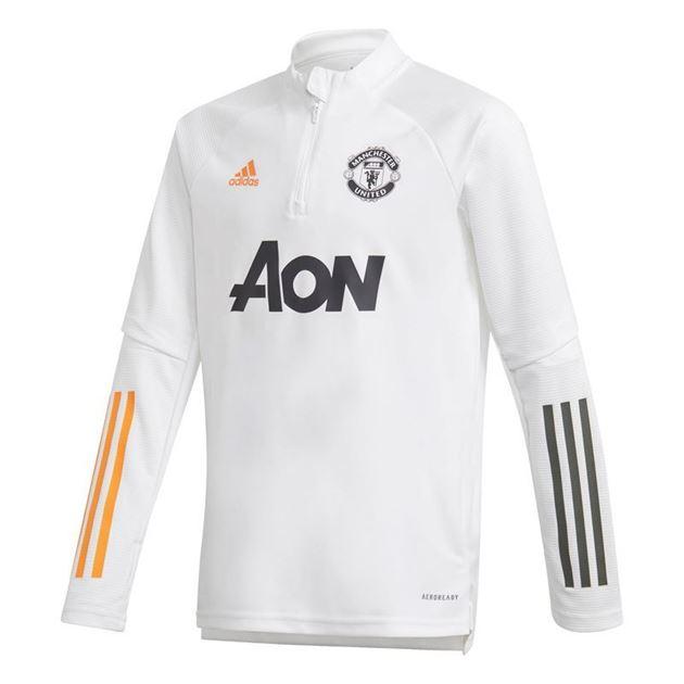 Bilde av Adidas Manchester United Treningsgenser Barn