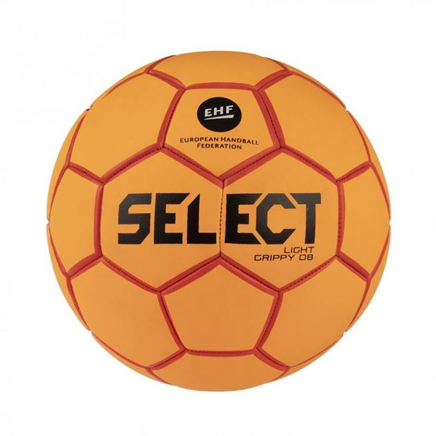 Bilde av Select HB Light Grippy Håndball Orange