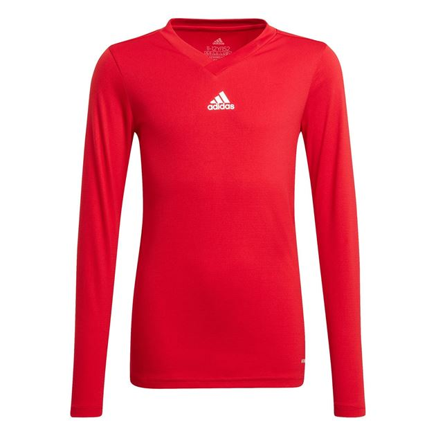 Bilde av Adidas Team Base Underskjorte Rød Barn Byåsen Fotball