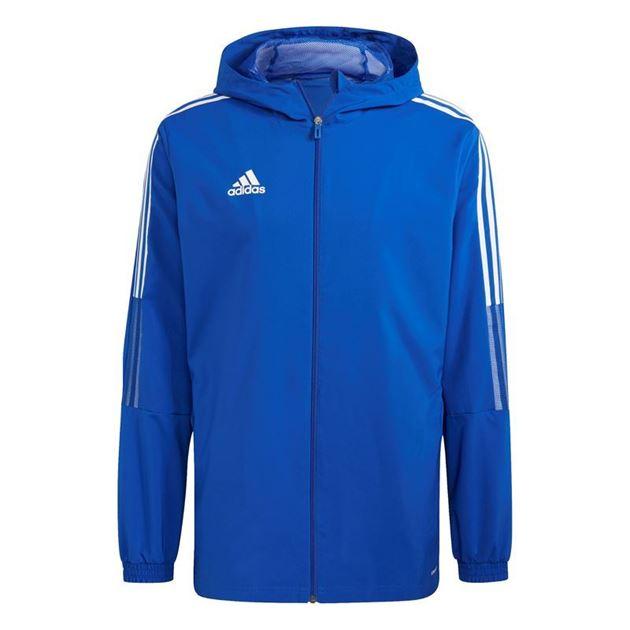 Bilde av Adidas Tiro 21 Vindjakke Blå