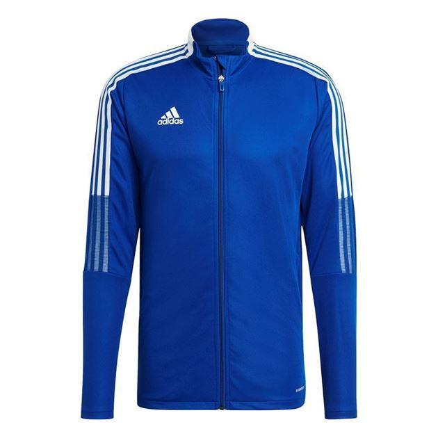 Bilde av Adidas Tiro 21 Treningsjakke Blå Kattem Håndball