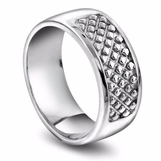 Herre ring i sølv - 971693