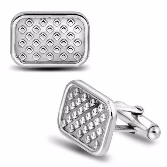 Mansjettknapper i sølv 925 - 971692