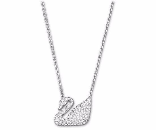 Swarovski smykke Swan - 5007735