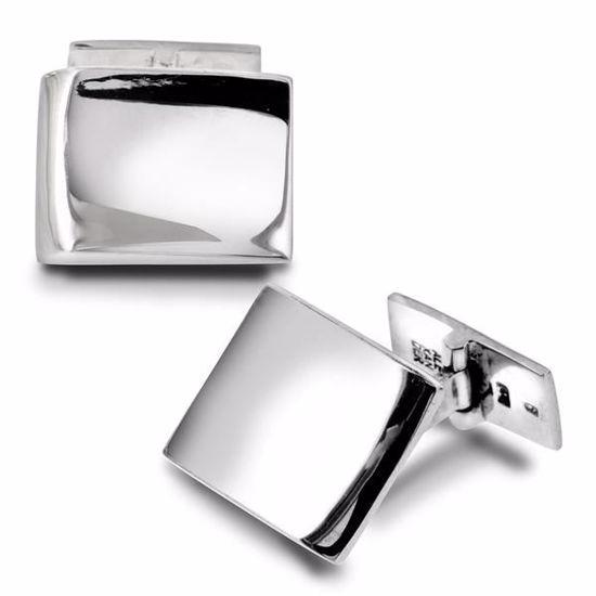 Sølv mansjettknapper - 944477