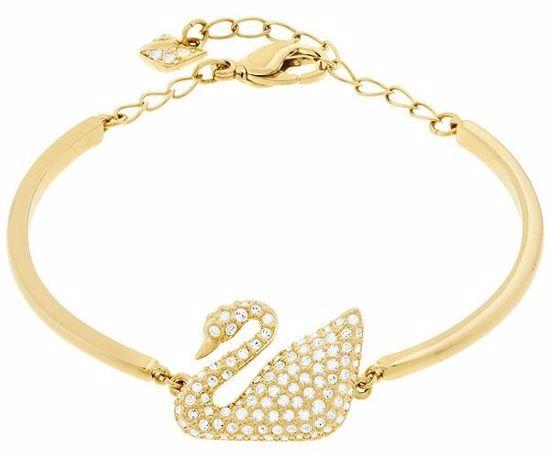 Swarovski armbånd Swan - 5083133