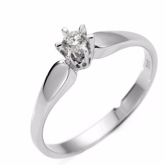 Diamantring Sofia med 0,25 ct W-Si-120725