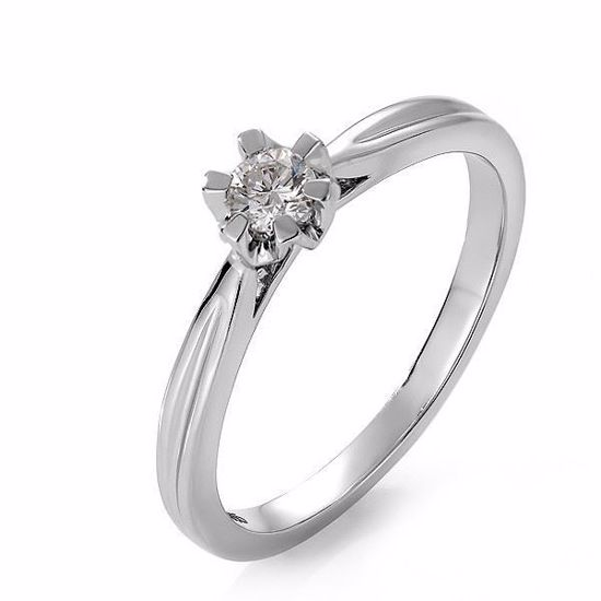 Diamantring Sitara med 0,15 ct W-Si-222115