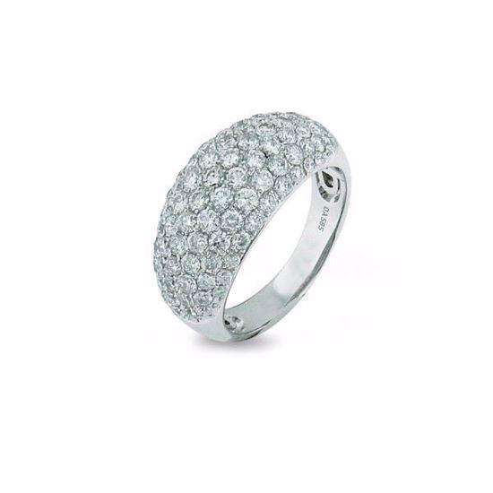 Diamant rekkering gull med 1,96 ct W-Si-32900194
