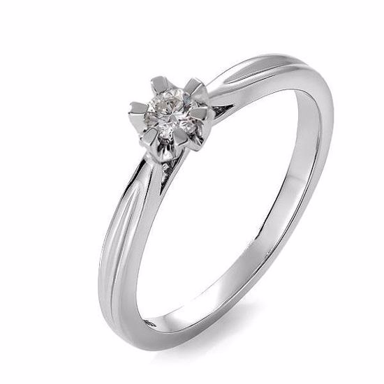 Diamantring Sitara med 0,08 ct W-Si-222108