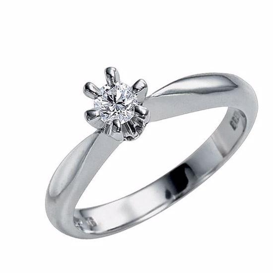 Diamantring - frierring Athene med 0,175 ct TW-Si-503661017