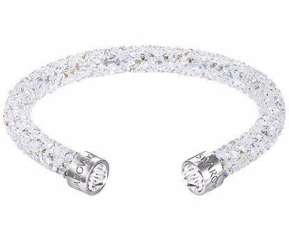 Swarovski armbånd. Crystaldust Cuff, M - 5250072