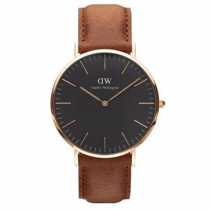 D&W herre klokke - DW00100126 | Gullsm
