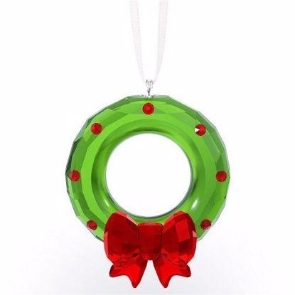 Swarovski figurer. Christmas Wreath Ornament- 5223687