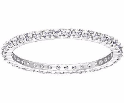 SWAROVSKI RING. Vittore White Ring