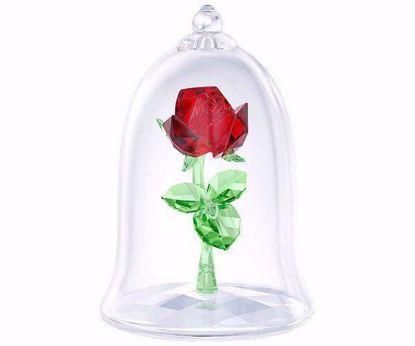 Swarovski figurer. Enchanted Rose