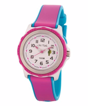 CACTUS Armbåndsur. Summer splash - CAC-78-M55
