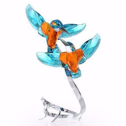Swarovski figurer. Kingfishers - 5136835
