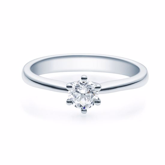 Enstens diamantring Diona Platina med 0,40 ct TW-Si.Magic Moments -18001040pt